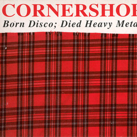 CORNERSHOP - Born Disco; Died Heavy Metal