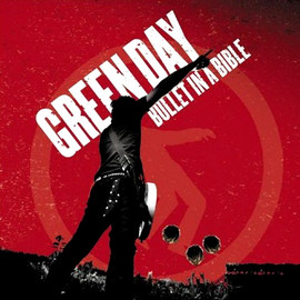 Green Day - GREEN DAY(2LP) BULLET IN A BIBLE