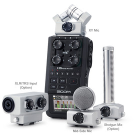 ZOOM - H6 Handy Recorder