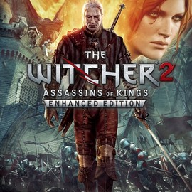 CD Projekt Red Studio - The Witcher 2: Assassins of Kings Boxshot