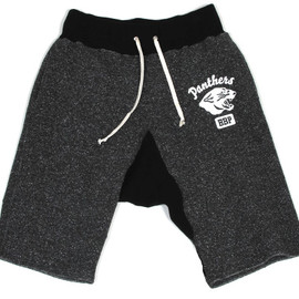 BBP - Panthers Half Sweat Shorts