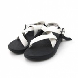 foot the coacher × Chaco - foot the coacher×Chaco WHITE WEBBING