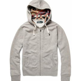 POLO RALPH LAUREN - Fleece Lined Hoodie Top