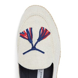 BLACK FLEECE BY Brooks Brothers - STUBBS AND WOOTTON FOR BLACK FLEECE ESPADRILLE