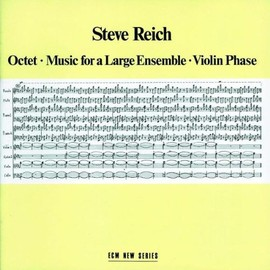 Steve Reich - Octet: Music for Large Ensemble