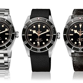 tudor - The Tudor Heritage Black Bay Black