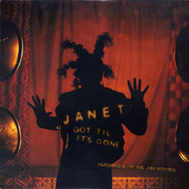 JANET JACKSON - GOT 'TIL IT'S GONE / VIRGIN