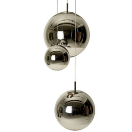 Tom Dixon. - Tom Dixon's Mirror Ball Pendant Light
