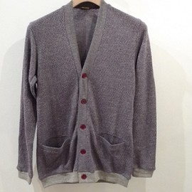 A VONTADE - Rayon Mixed Cardigan