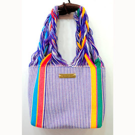 fev - fev/Ecuador Fabric Bag_Mulch