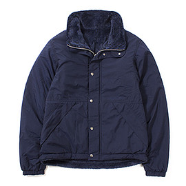 THE NORTH FACE PURPLE LABEL - Reversible Mountain Fleece Jacket