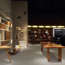 Jean Prouve, Charlotte Perriand, .... - masterpieces (Downtown booth)