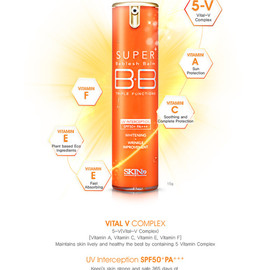 SKIN79 - [SKIN79] Super Plus Triple Functions BB Vital Cream 15g