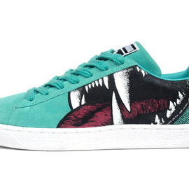 """Puma - SUEDE CLASSIC + MONSTERCAT 2 """"LIMITED EDITION"""""""