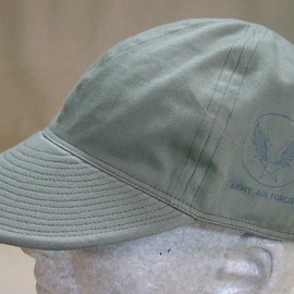 U.S. ARMY AIR FORCES - TYPE A-3 CAP