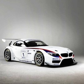 BMW - Z4 GTE Modified by ALMS
