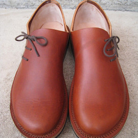 forest shoemaker - Low cut type / color Red Brown