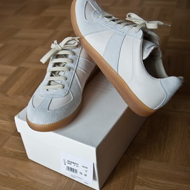 maison martin margiela - german trainer