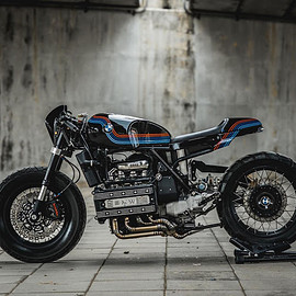 Ardy Ruby Cafe - BMW K100