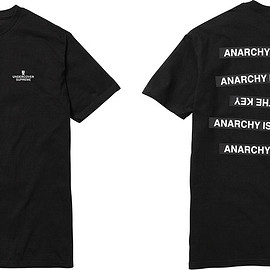 Supreme, UNDERCOVER - Anarchy Tee