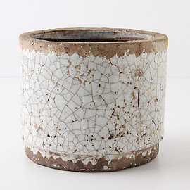 Anthropologie - Ivory Epoch Pot (£8.00)