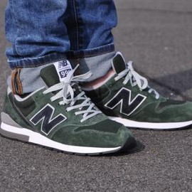 New Balance - NEW BALANCE MRL996 BH FOREST GREEN