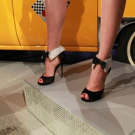 kate spade NEW YORK - tuxedo shoes from kate spade fall 2013