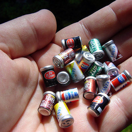 Mini Soda Cans