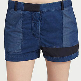 Acne - Patchwork Shorts