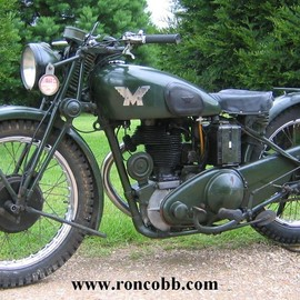 Matchless - G3Military Motorcycle
