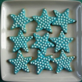 Sugar Cookies and Royal Icing by laverne