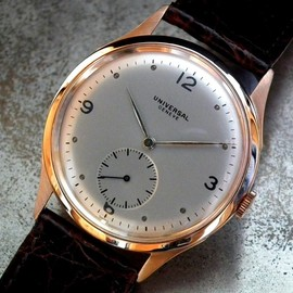 Universal Geneve - Sub-Second Vintage Watch