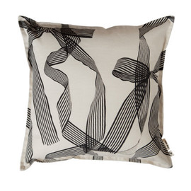 Pony Rider - Ribbons Cushion Cover