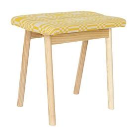 IDEE - HARICOT STOOL Johanna Yellow