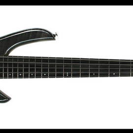 LIGHTWAVE - Saber VL 4-String Fretted Transparent Black