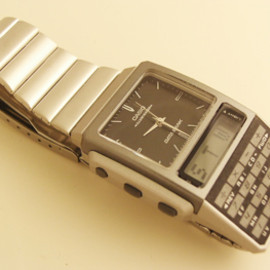 CASIO - ABC-30 DATE BANK