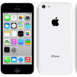 Apple - iPhone5c white