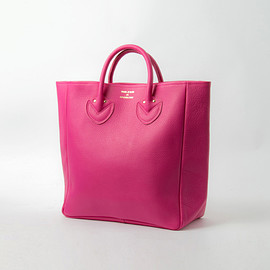 young & olsen - leather tote bag L