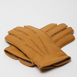 E.Tautz, oki-ni - Leather & Cashmere-Lined Gloves