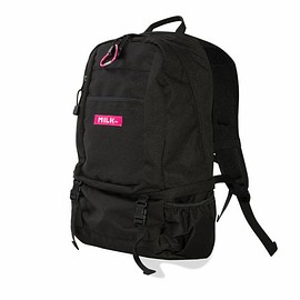 MILKFED. × TOWER RECORDS - MILKFED. × TOWER RECORDS BACKPACK