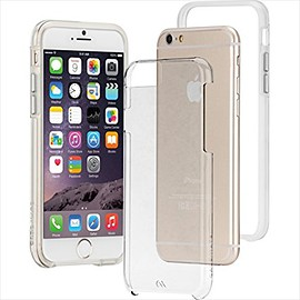 Case-Mate - Naked Tough Casefor iPhone 6- Clear