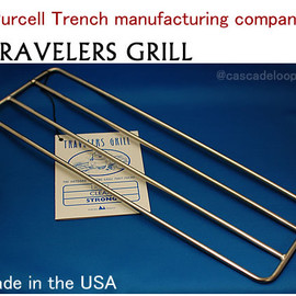 PURCELL TRENCH - TRAVELERS GRILL
