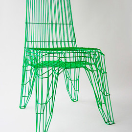 OOOMS - Wire-frame Chair