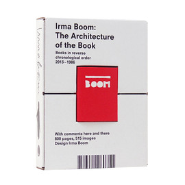 Irma Boom - The Architecture Of The Book