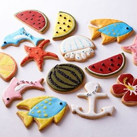 Fiorentina Pastry Boutique - 2014 Summer Cookies