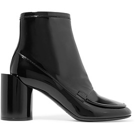 Maison Margiela - Patent-leather ankle boots