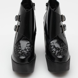 JEFFREY CAMPBELL - Jeffrey Campbell Busted