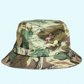 DL HEADWEAR - DL HEADWEAR  FLAMMA BUCKET HAT