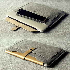 CHARBONIZE iPad mini Sleeve