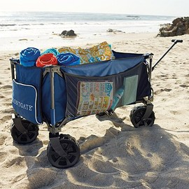 Frontgate - Foldable Beach Wagon